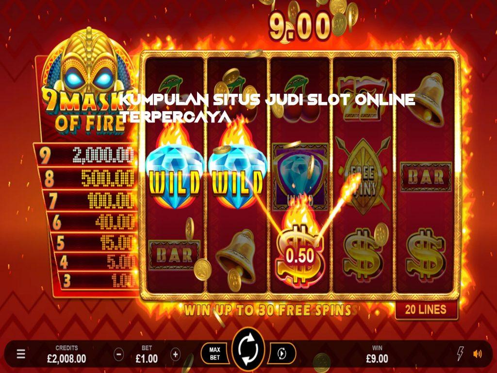 Kumpulan Situs Judi Slot Online Terpercaya